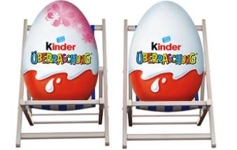 Ferrero Kinderschokolade Überraschungsei