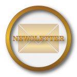 Button Newsletter Bestellung